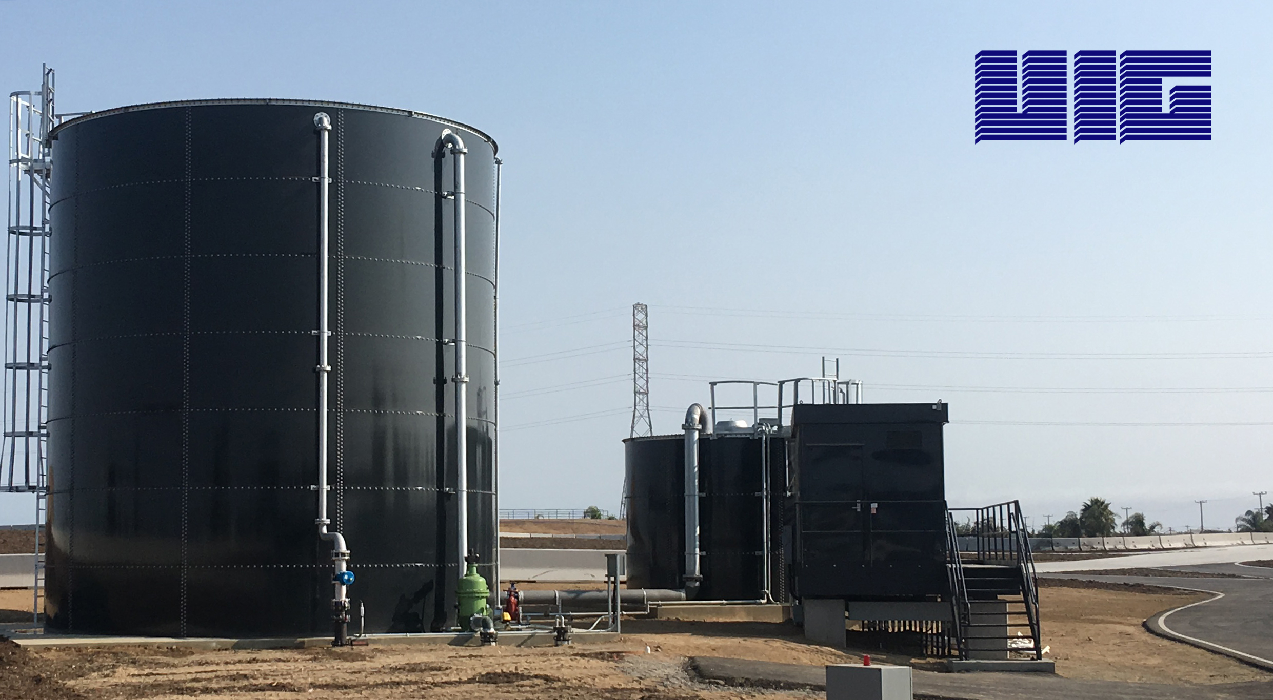 Glass Fused To Steel Bolted Tanks By Uig United