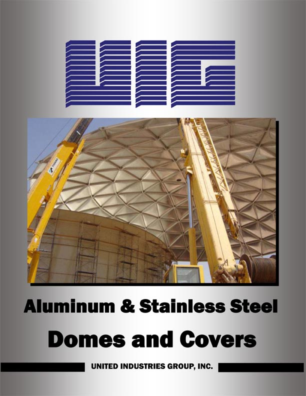 UIG Alumimum Domes and Stainless Steel Covers_rev C.pub